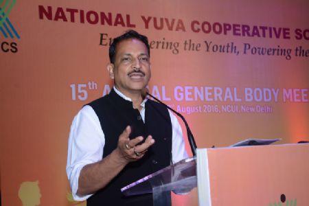 ग्रामीण युवाओं के लिये अधिक अवसर - राजीव प्रताप रूढी