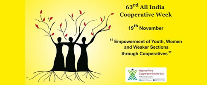 Empowerment Of Youth, Women And Weaker Sections Through Cooperatives