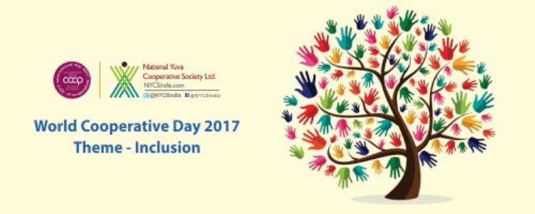 एन.वाय.सी.एस इंडिया की ओर से सहकारी क्षेत्र के सभी साथियों को विश्व सहकारिता दिवस की शुभकामनाएँ