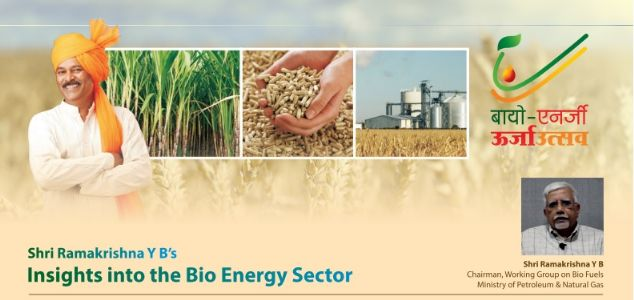 Insights into the Bioenergy Sector - Shri Ramkrishna YB