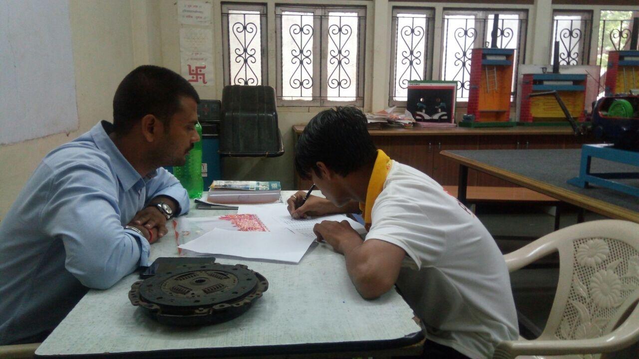 Assessment conducted at S.V. Patel Polytechnic College, Mumbai, Maharashtra for Kaushalya Setu Abhiyan Project.