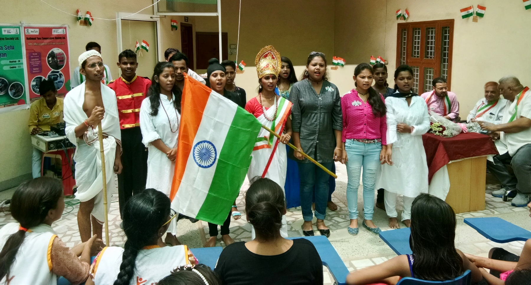 Independence Day Celebrations at NYCS