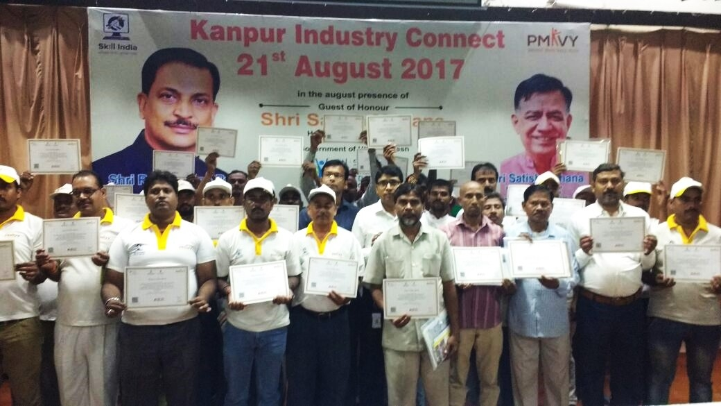 """Kanpur Industry Connect"" and recruitment of drivers trained under RPL"