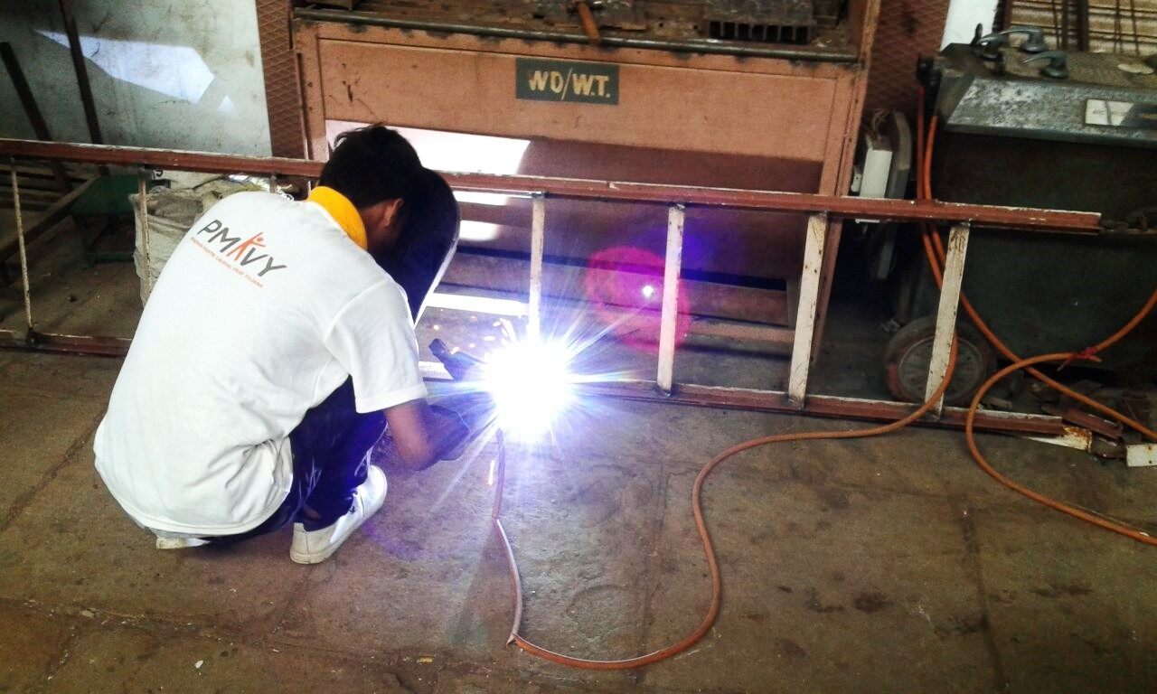 Assessment conducted under Kaushalya Setu Abhiyan at K. J. Somaiya Polytechnic, Mumbai, Maharashtra on 6th September 2017.