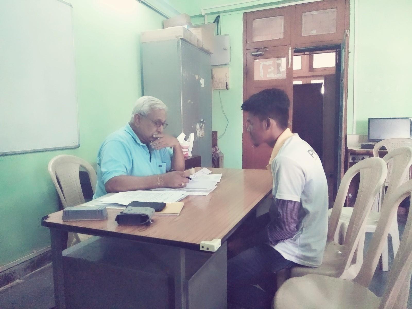 Assessment conducted under Kaushalya Setu Abhiyan at Saboo Siddik Polytechnic College, Mumbai, Maharashtra