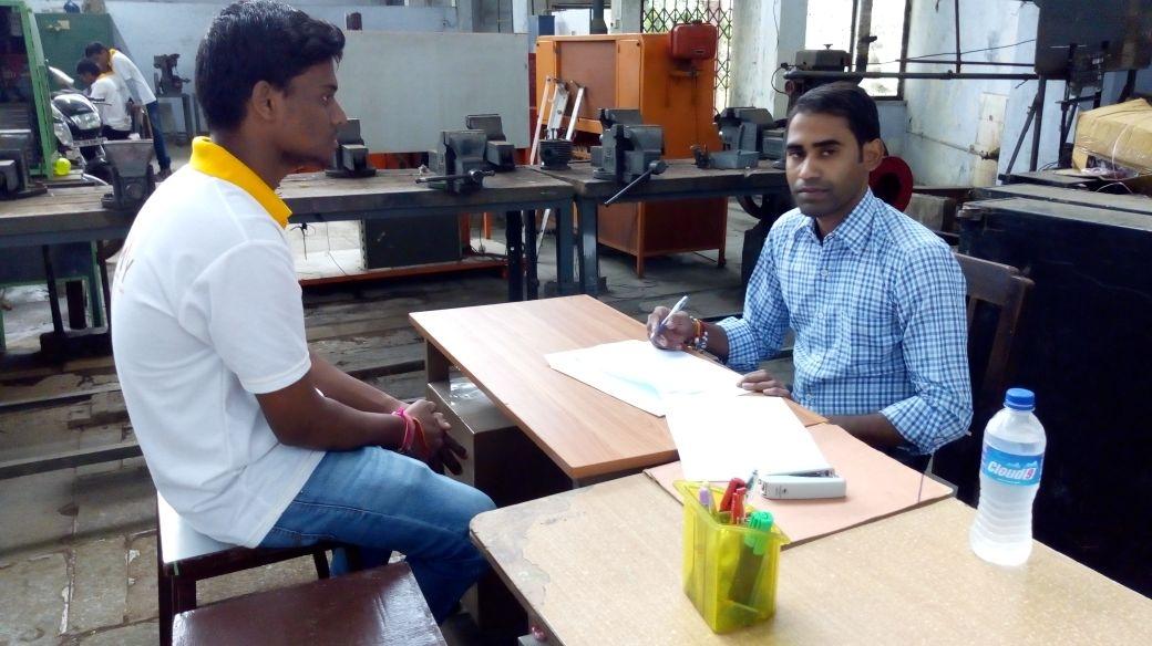 Assessment conducted under Kaushalya Setu Abhiyan at K. J. Somaiya Polytechnic, Mumbai, Maharashtra on 31st August 2017