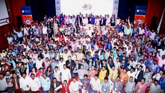 कुशल बनकर हम युवाओं को कुशल बनाना चाहते हैं - राजेश पांडे